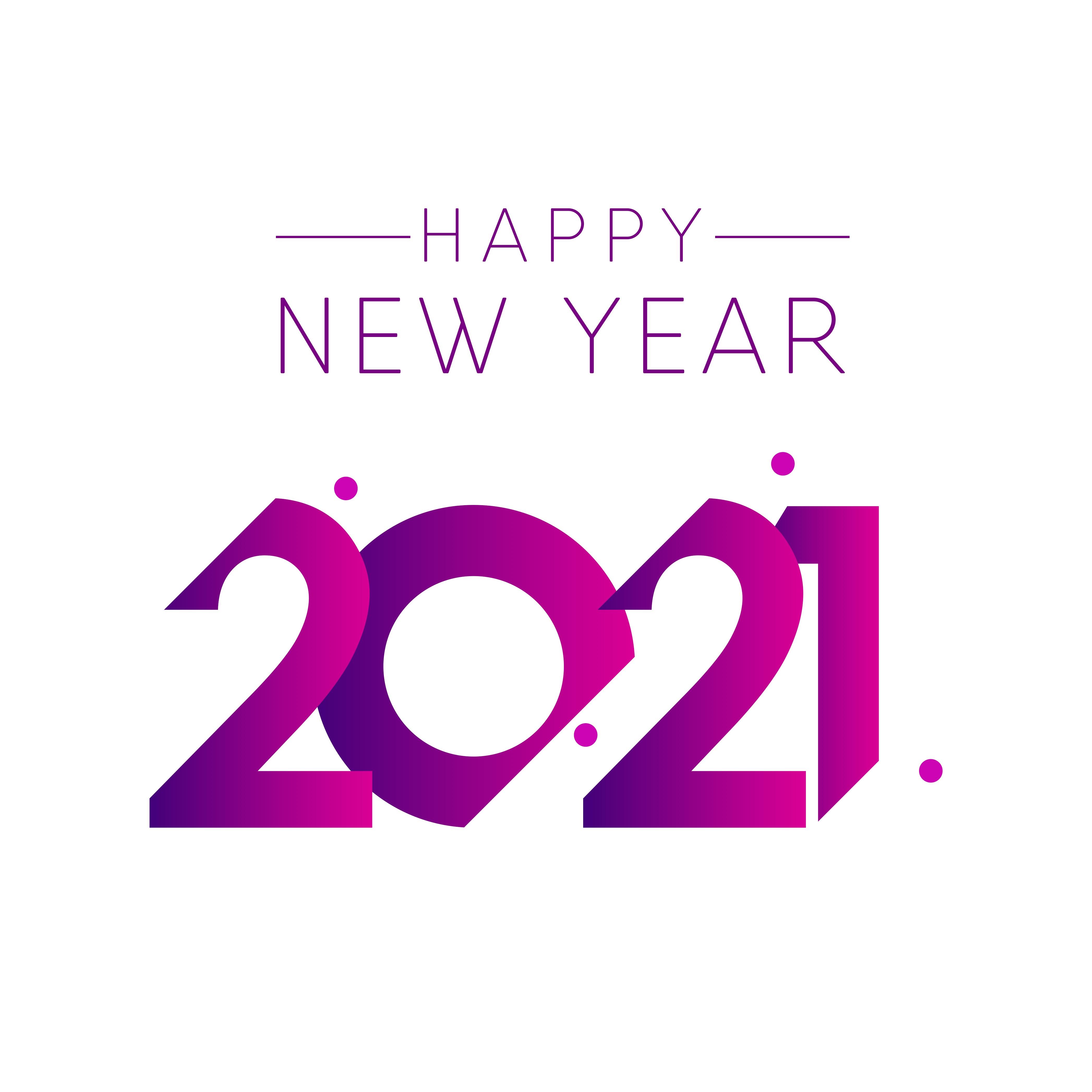 2021 Bonne année
